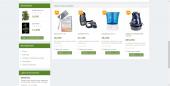 Diseño Tienda Online Growshop