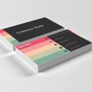 Diseño de tarjetas de visita