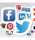 alta en las redes sociales