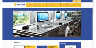 Diseño Tienda Online Material de oficina