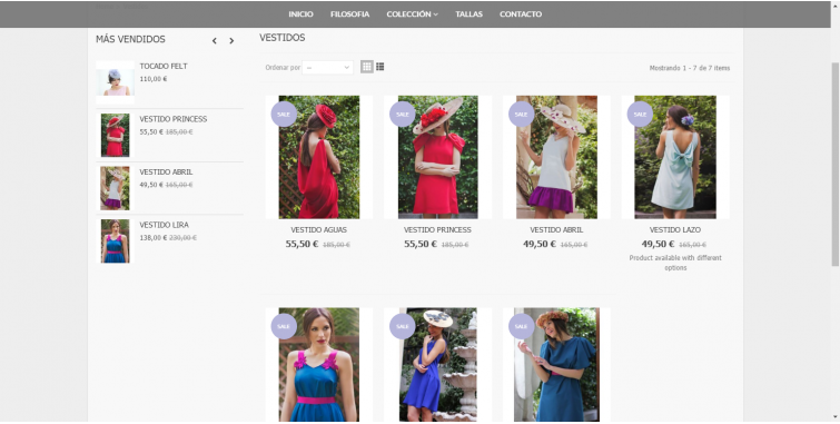 Crear Tienda Online Ropa/ Moda