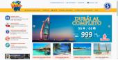 Creación de Agencia de viajes online