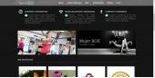 Página web de suscripciones y venta online