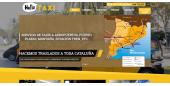 Diseño Web Servicios de Taxis